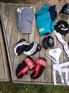 Jr Hockey/Ringette Gear
