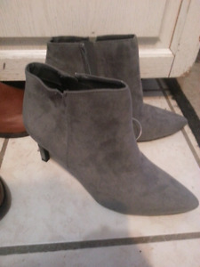 New boots - size 9.5