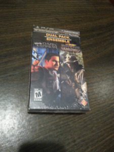 Psp dual game pack