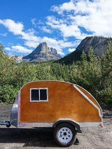 Hand crafted Teardrop trailers made in Alberta. Strathcona County Edmonton Area image 7