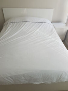 MALM Bed frame and Mattress and more