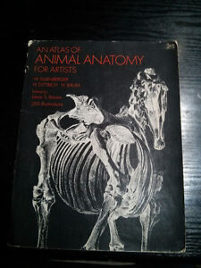 An Atlas of Animal Anatomy
