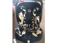 Britax Duo Plus Carseat