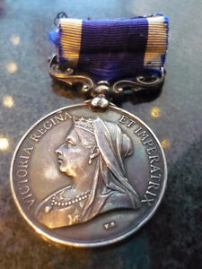 British India General Service Silver Medal 1895