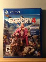 Farcry 4 ps4 comme neuf