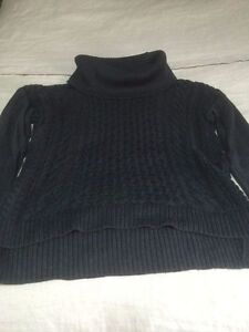 AE Grey Cable Knit Sweater Kitchener / Waterloo Kitchener Area image 1