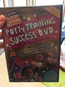 Free potty training dvd