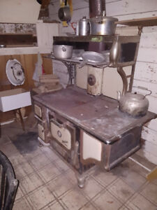 Wood Burning Cookstove - Not currently available