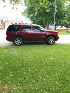 2007 Chevy Tahoe for sale