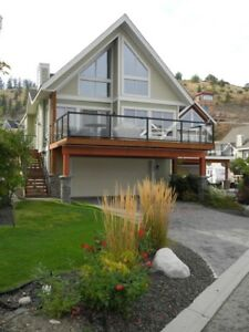 Vacation Cottage La Casa Resort on Lake Okanagan.