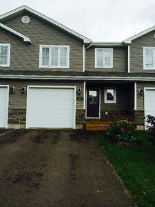 Townhouse with garage in Dieppe