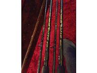 Carp rods/carp fishing