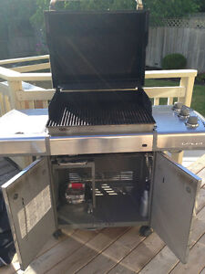 Weber Genesis Stainless Steel Natural Gas BBQ