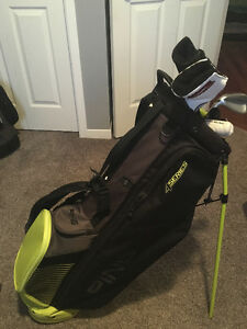 brand new ping putter and new ping golf bags for sale