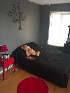 Chambre à louer dans une maison (Étudiante) - Avril à Août