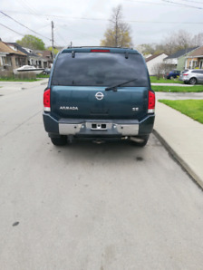2005 nissan Armada SE -AS IS Special $1799 only