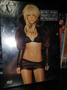 Britney Spears: Greatest Hits My Prerogative DVD Show Live Music