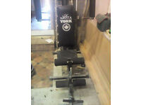 York 925 Multigym, complete with all original pieces, perfect working condition.