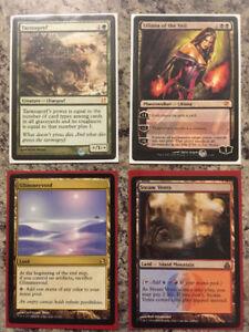 Various Magic the Gathering proxies