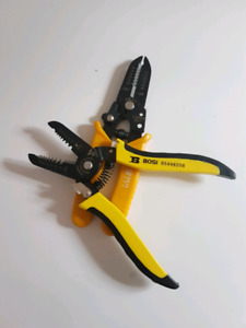 10 AWG (2.6mm) - 30 AWG (0.25mm) wire stripper set