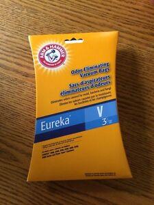 Eureka v style vacuum bags