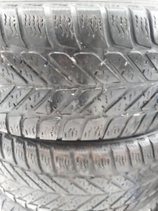 R16 215-60 WINTER TIRES