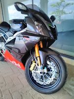 APRILIA RSV1000R 2009 OHLINS FORKS AND SHOCK CRG AKRAPOVIC PC V Windsor Region Ontario Preview