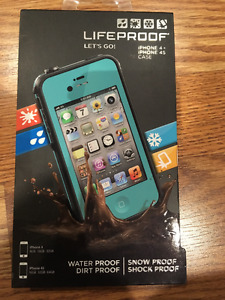 Lifeproof case for iPhone 4s **brand new**