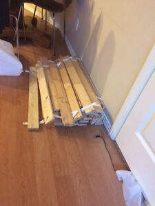 Queen Sized bed slats from ikea
