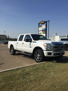 2015 Ford F-350 PLATINUM Pickup Truck
