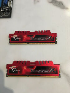 G Skill Ripjaws X DDR3 2133MHz, 16GB (2 x 8GB)