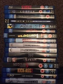 Blu Ray bundle BARGIN!