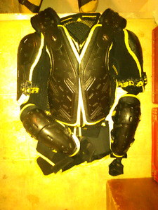 Acerbis padded protective jacket.