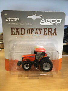 Farm toys Agco Massey Ford toy tractors