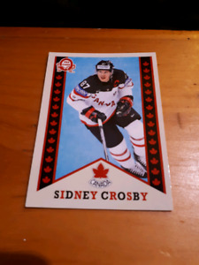 Carte hockey Canadian Tire Crosby