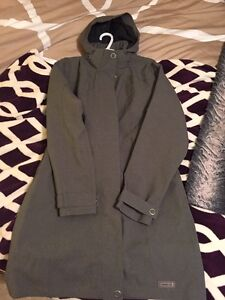 Women's large fall jacket