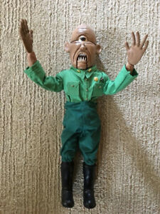 "RARE Puppet Master ""Cyclops"" Replica Doll OOP Numbered"