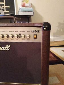 Marshall acoustic amplifier Cambridge Kitchener Area image 2