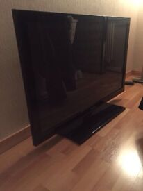 Samsung 42 inch HD tv,perfect condition,with remote