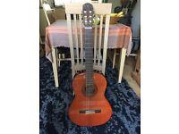 Yamaha G-90A acoustic guitar