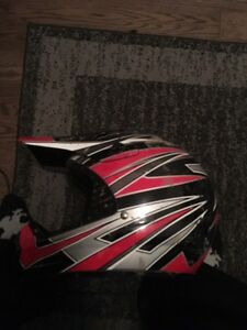 Atv/dirt bike helmet