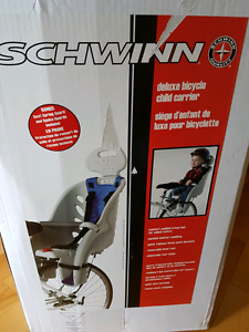 Schwinn Deluxe Bicycle Child Seat