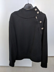 Black Hoodie For Men (Size S)