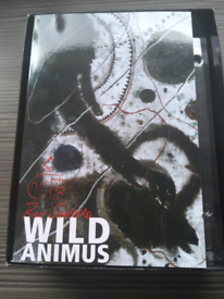 Wild Animus, book and Cd collection