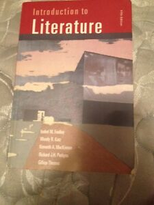 Introduction to literature text book