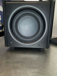 POWERED SUBWOOFER • 2000 WATTS • 26HZ • VELODYNE • NEW • POUNDS