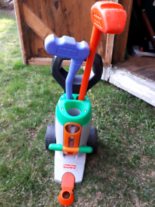 Fisher Price Golf set