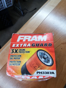 Frame Extra Guard OIl Filter
