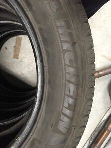 235/65/18 michelin latitude tour hp lexus RX