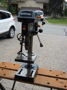 Drill Press by Mastercraft  in excellent condition